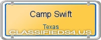 Camp Swift board